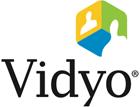 Logo visio conférence vidyo.com
