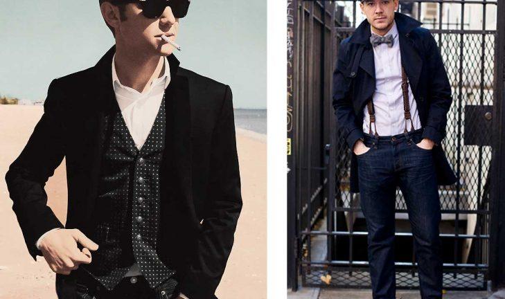 rockabilly style vestimentaire homme. Black Bedroom Furniture Sets. Home Design Ideas
