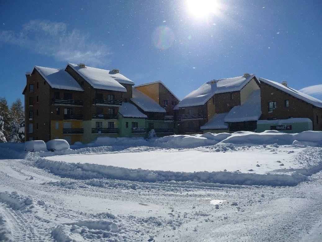 Location ski Pyrenees : je trouve que cela change des Alpes