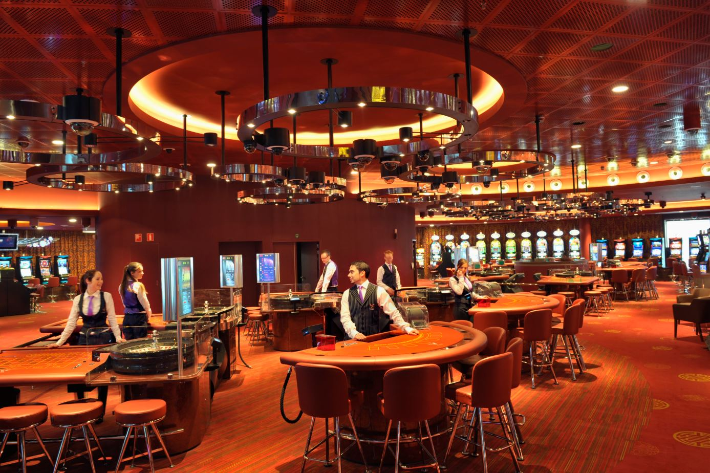 Jeux casino: des centaines jeux disponibles