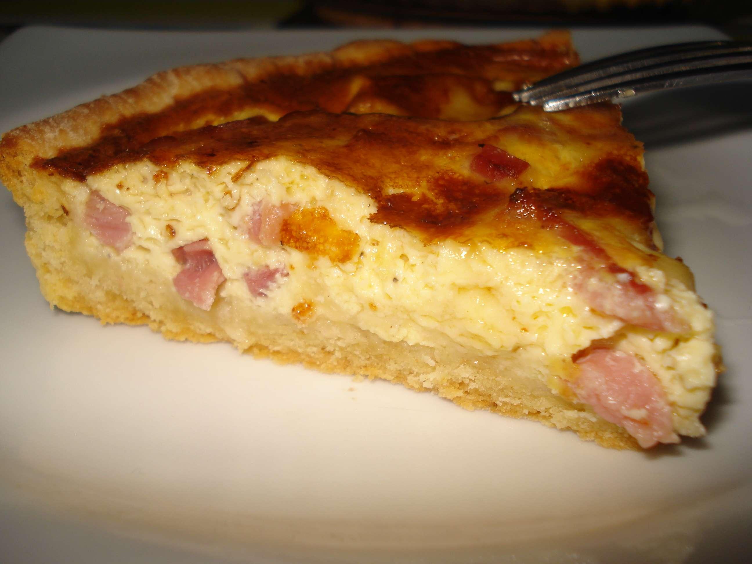 Quiche lorraine : un plat qui nous vient du nord-est de la France