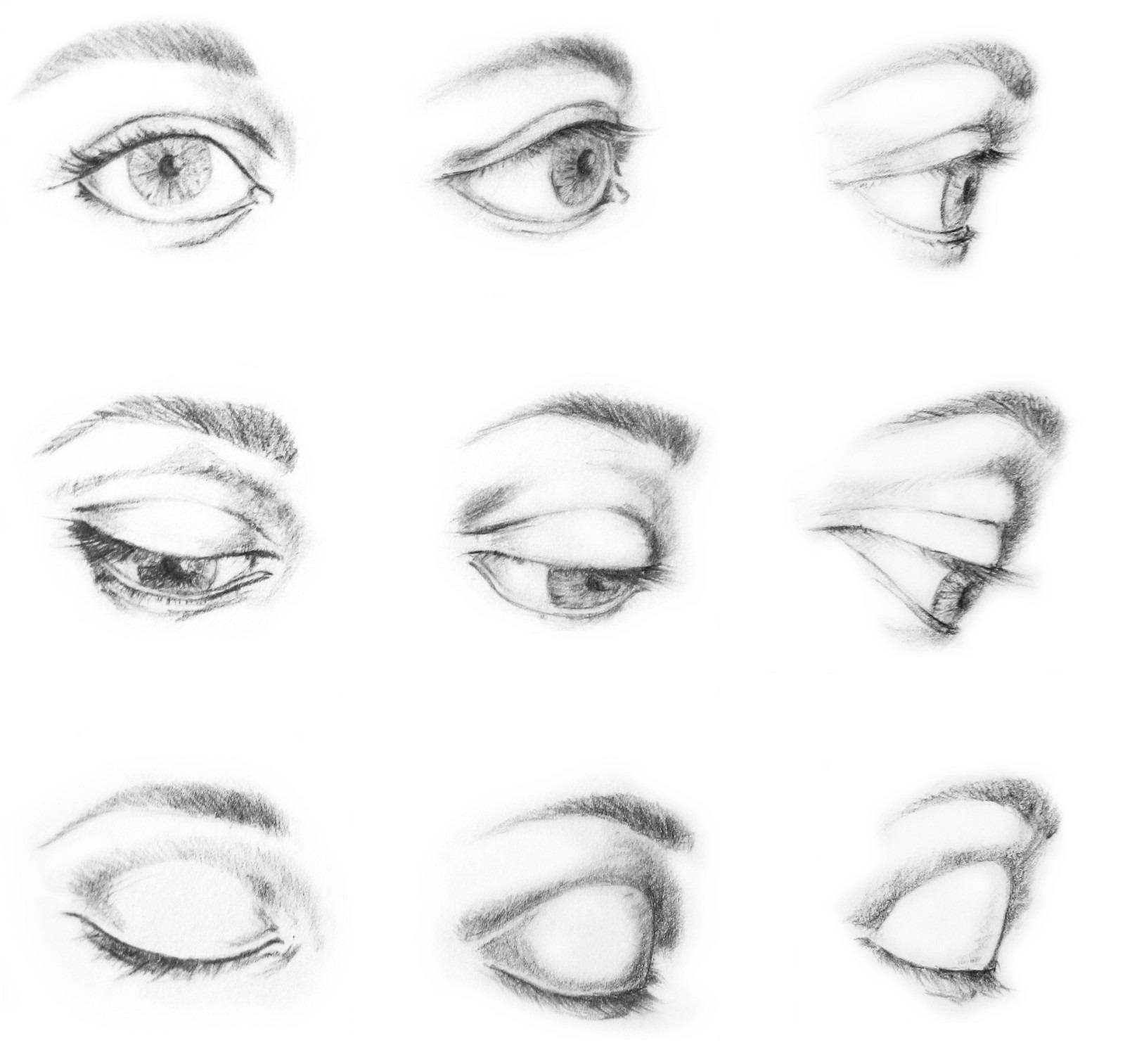 Comment dessiner un visage facile - Bouche en dessin ...