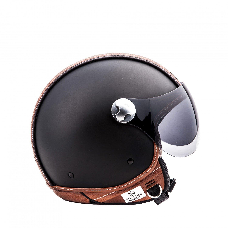 Casque scooter : pourquoi la tête doit-elle être protégée ?