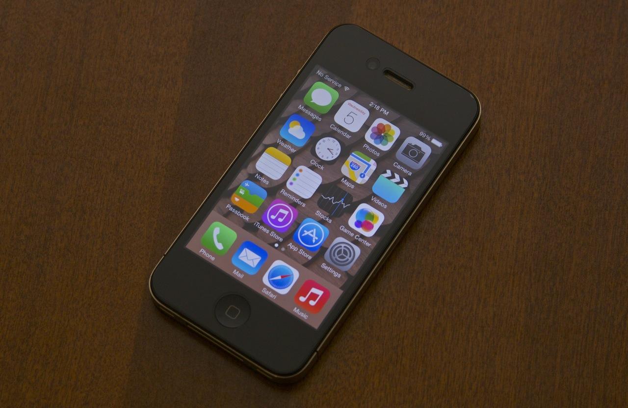 pas de carte sim installée iphone 4 verizon